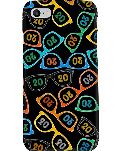 Optometrist Colorful Glasses 2020