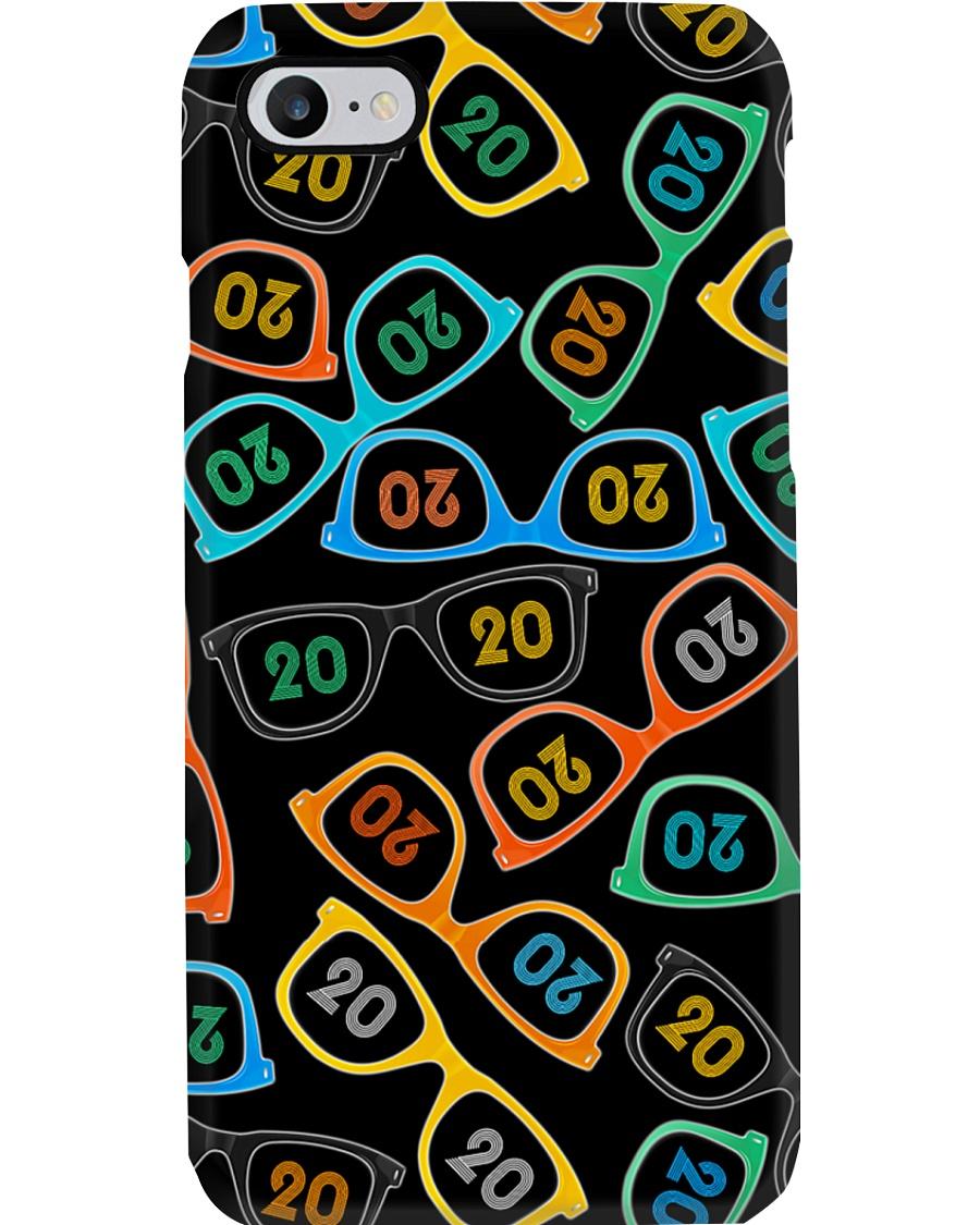 Optometrist Colorful Glasses 2020 Phone Case