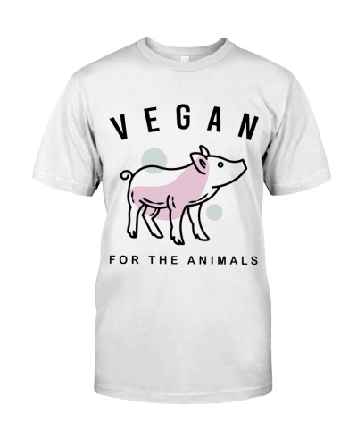 Vegan for the animals