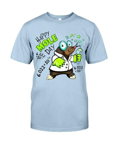 Chemist Happy Mole Day