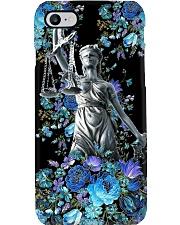 Justice Themis Paralegal  Phone Case i-phone-7-case