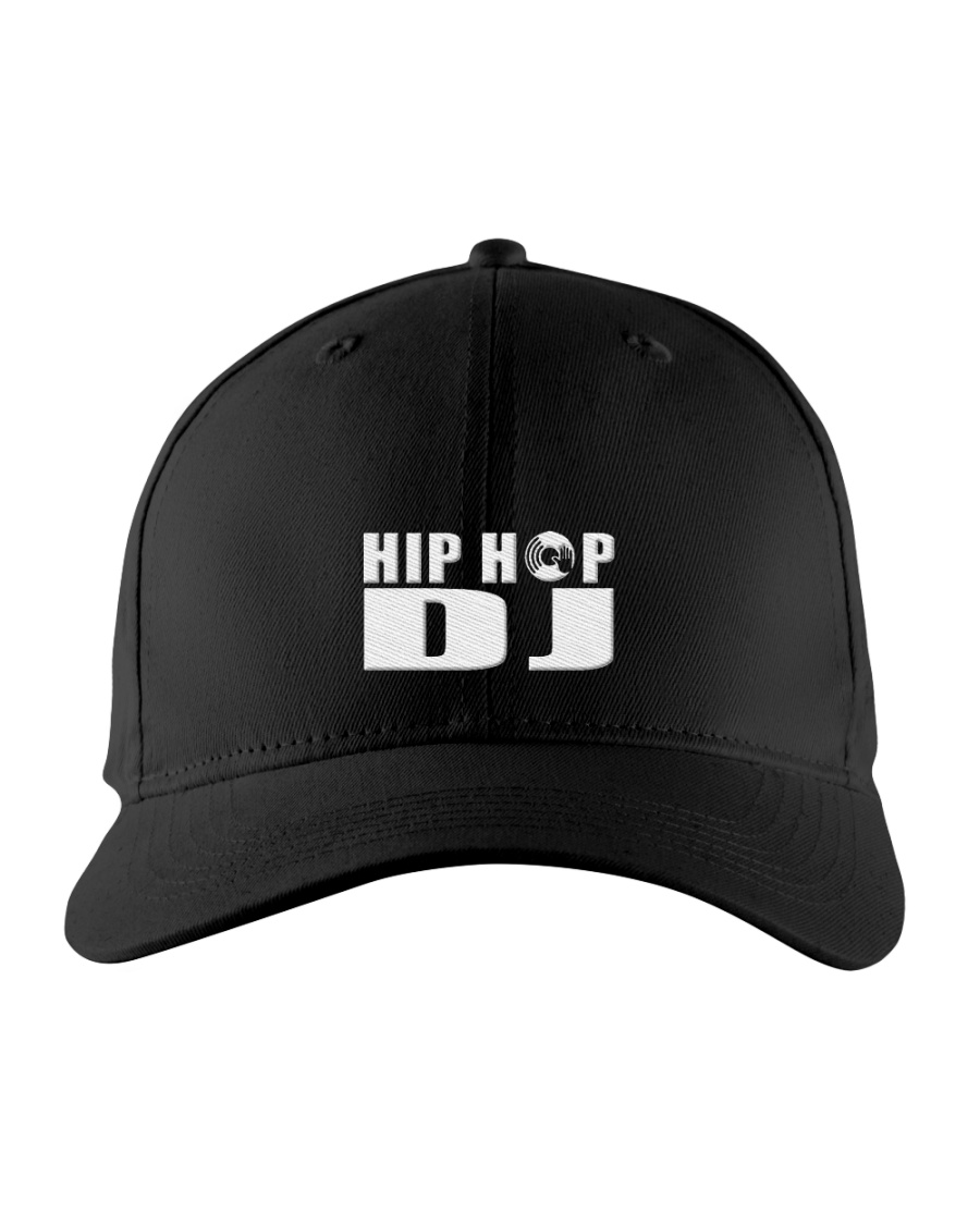 Hip Hop DJ Embroidered Hat