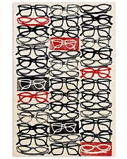 Optometrist Stacked Eye Glass 11x17 Poster front
