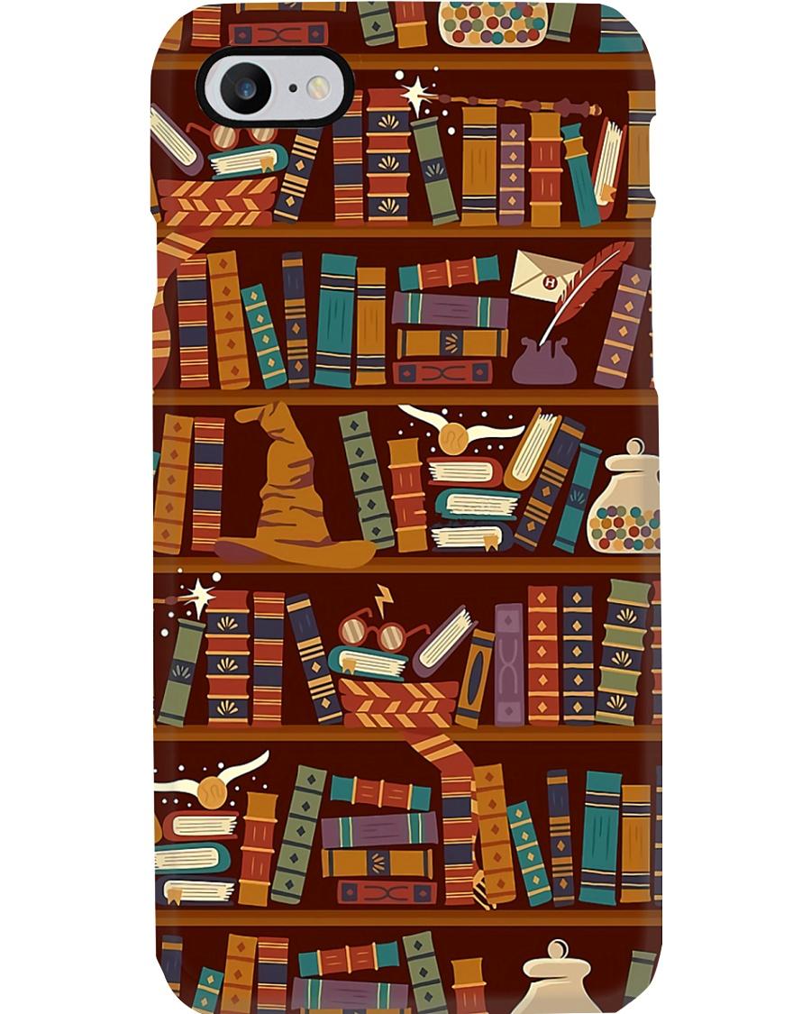Librarian Bookshelf  Phone Case