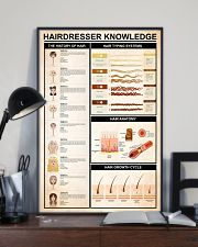 Hairdresser Knowledge 11x17 Poster lifestyle-poster-2