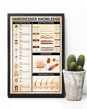Hairdresser Knowledge 11x17 Poster lifestyle-poster-8