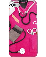 Medical Assistant Pink Scrub Phone Case i-phone-7-case