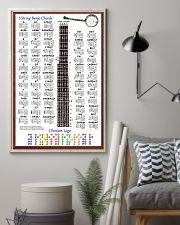 5 Stings Banjo Chords 11x17 Poster lifestyle-poster-1