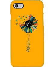 Phlebotomist Colorful Caduceus  Phone Case thumbnail