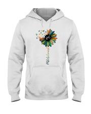 Phlebotomist Colorful Caduceus  Hooded Sweatshirt thumbnail