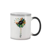 Phlebotomist Colorful Caduceus  Color Changing Mug thumbnail