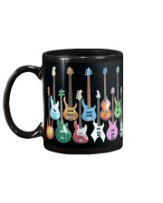 Bass Guitar Color Images Mug back