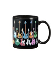 Bass Guitar Color Images Mug front