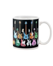 Bass Guitar Color Images Mug tile
