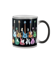 Bass Guitar Color Images Color Changing Mug thumbnail