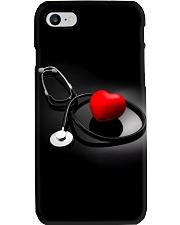 Heart Stethoscope Cardiologist Phone Case i-phone-7-case