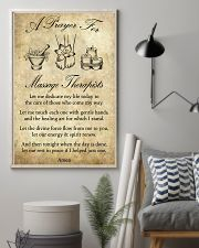 A Prayer For Massage Therapists 11x17 Poster lifestyle-poster-1