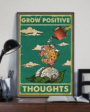 Social Worker Positive thoughts 11x17 Poster lifestyle-poster-2