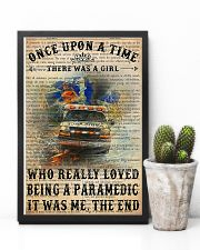 There Was A Girl Who Really Loved Being Paramedic 11x17 Poster lifestyle-poster-8