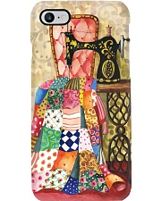 Sewer Quilting Corner Phone Case i-phone-7-case
