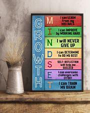 Growth Mindset Teacher  11x17 Poster lifestyle-poster-3