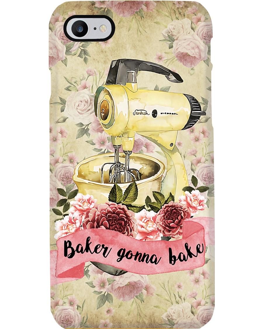 Baking Baker Gonna Bake Phone Case