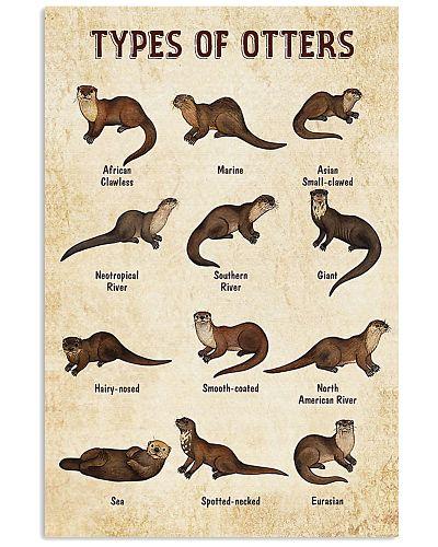 Otter Types