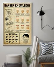 Hairdresser Barber Knowledge 11x17 Poster lifestyle-poster-1
