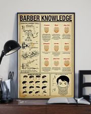 Hairdresser Barber Knowledge 11x17 Poster lifestyle-poster-2