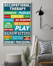 Occupational Therapy Sensory Processing 11x17 Poster lifestyle-poster-1