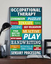 Occupational Therapy Sensory Processing 11x17 Poster lifestyle-poster-2