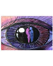 Optometrist Colorful Art 17x11 Poster front