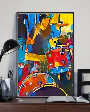 Drummer Art 11x17 Poster lifestyle-poster-2