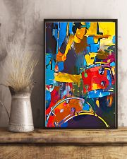 Drummer Art 11x17 Poster lifestyle-poster-3