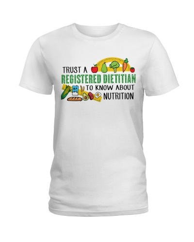 Trust a Registered Dietitian to know nutrition
