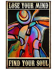 Contrabass - Lose Your Mind And Find Your Soul 11x17 Poster front