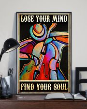 Contrabass - Lose Your Mind And Find Your Soul 11x17 Poster lifestyle-poster-2