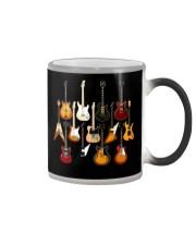 Types Of Guitar Color Changing Mug thumbnail