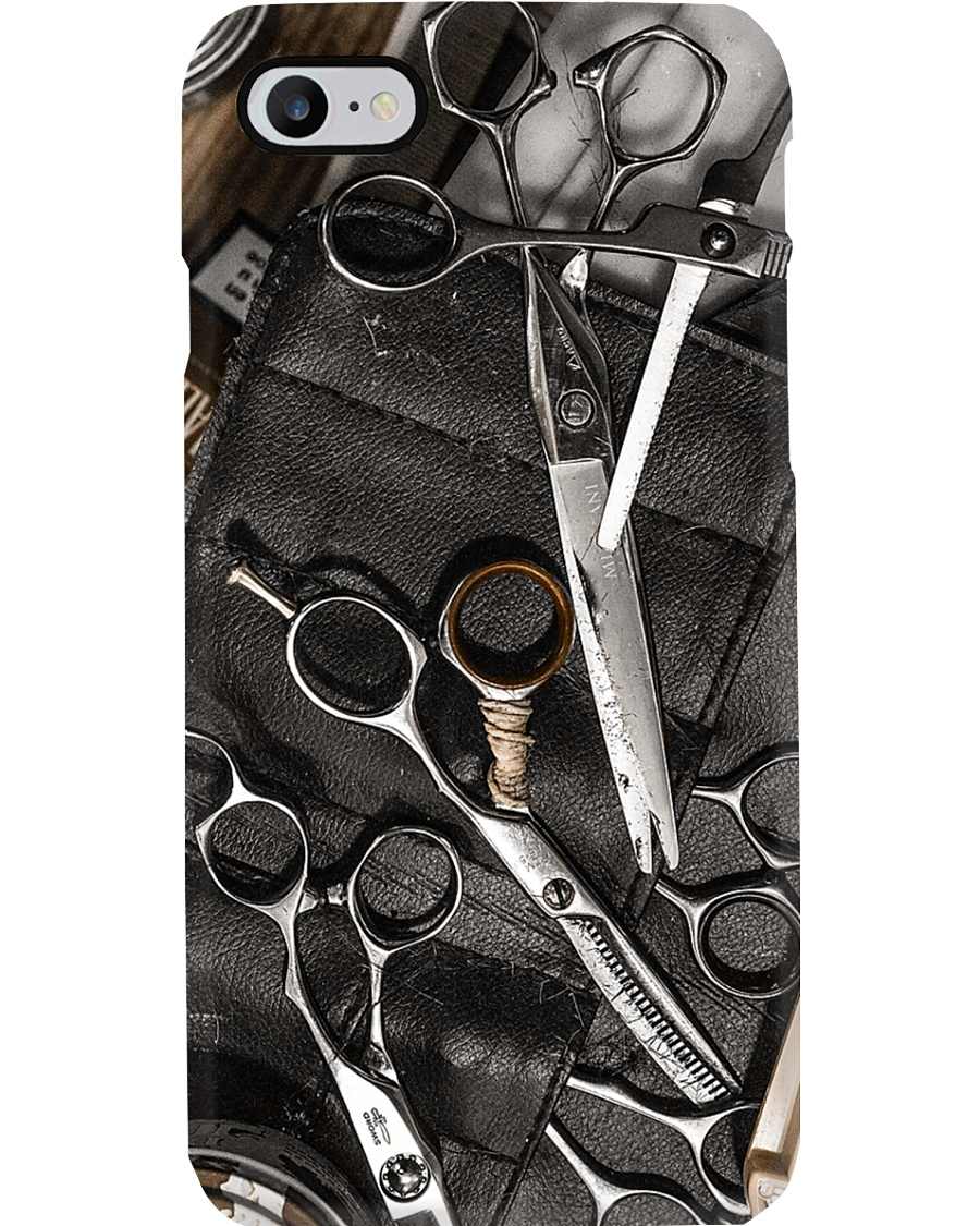 Hairstylist Tools  Phone Case