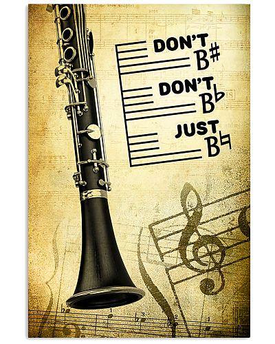 Don't Bb Clarinet