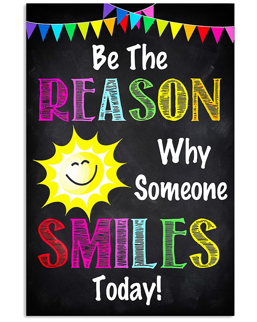Social Worker Be The Reason Why Someone Smiles  11x17 Poster