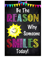 Social Worker Be The Reason Why Someone Smiles  11x17 Poster front