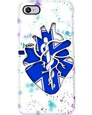 Paramedic Heart Logo Phone Case i-phone-7-case