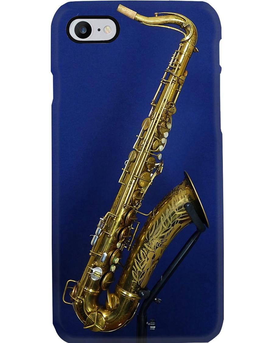Yellow Saxophone  Phone Case