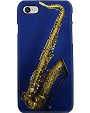 Yellow Saxophone  Phone Case i-phone-7-case