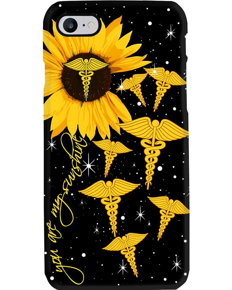 Surgical Technologist - You Are My Sunshine Phone Case