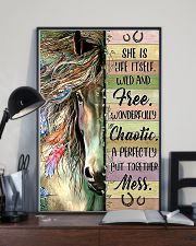 Horse Girl - She Is Life Itself 11x17 Poster lifestyle-poster-2