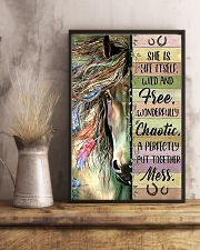 Horse Girl - She Is Life Itself 11x17 Poster lifestyle-poster-3