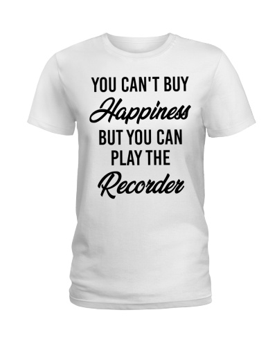 Recorder - You can't buy happiness