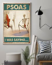 Massage Therapist  Psoas I was saying 24x36 Poster lifestyle-poster-1